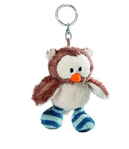 The Sales Partnership NICI Owl Bean Bag Keyring