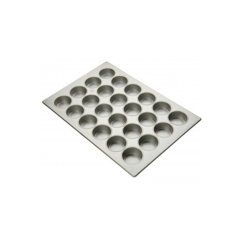 Focus 905445 Jumbo Muffin Pan, 4 Rows of 6 Muffins, 1-17/...