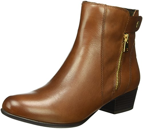 Caprice 25305, Women's Ankle Boots Brown (Cognac 305)