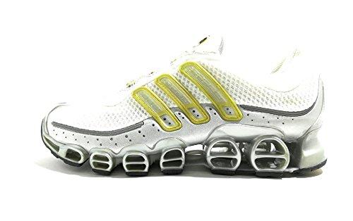 Adidas W 018172 Megaride Colore Sneaker Donna Woman A3 White Silver Gold Bianco rqw4Ar
