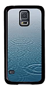 galaxy s5 case,custom samsung galaxy s5 case,TPU Material,Shock Absorbent,Drop Protection,black that case,Drops You of water waves SALE advertise for