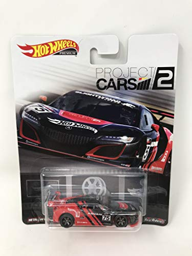 Hot Wheels Acura NSX GT3 Vehicle, 1:64 Scale ()