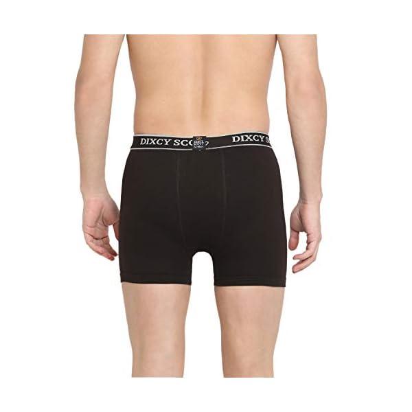 41ij2n1BYsL Dixcy Scott Men's Trunk Slim Fit Solid Innerwear Pack of 3