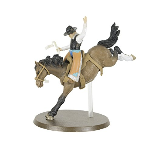 Big Country 1:20 Scale Saddle Bronc Rider Saddle Bronc Riding Equipment