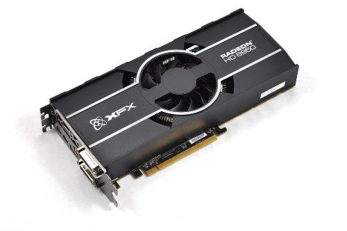 XFX AMD Radeon HD 6950 800M 2 GB DDR5 Dual MiniDP HDMI Dual DVI PCI-E Video Card HD695XCNFC (6950 Card Graphics)
