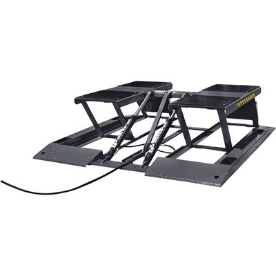 - Bendpak Low-Rise Scissor Lift - 10,000-Lb. Capacity, Model# LR-5T