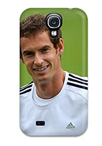 New Premium ZippyDoritEduard Andy Murray Skin Case Cover Excellent Fitted For Galaxy S4