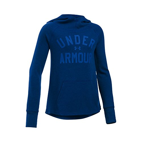 Under Armour Girls Waffle Hoodie
