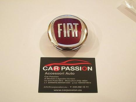 car passion 1 COPRIMOZZO Fiat Freemont Originale BORCHIA Tappo Cerchio in Lega Center cap