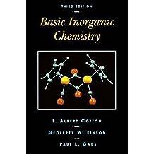 Basic Inorganic Chemistry