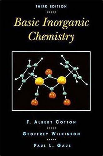 Basic inorganic chemistry 3rd edition f albert cotton geoffrey basic inorganic chemistry 3rd edition f albert cotton geoffrey wilkinson paul l gaus 9780471505327 amazon books fandeluxe Images