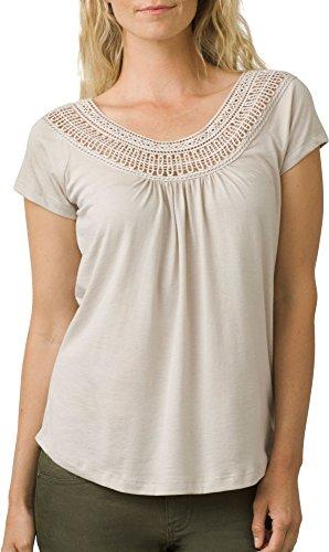 腐敗した尊敬地震[プラーナ] レディース シャツ prAna Women's Nelly T-Shirt [並行輸入品]