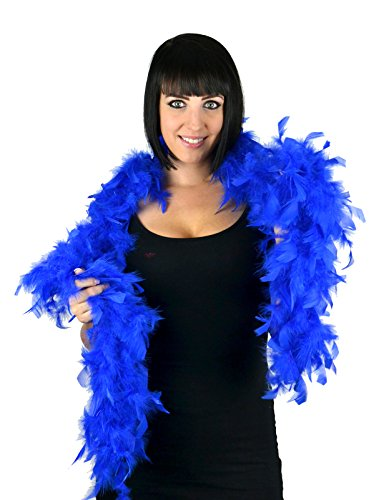 Touch of Nature 38016 Chandelle Boa, Royal Blue
