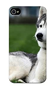 7fd7e923779 Faddish Husky Case Cover For Iphone 5/5s With Design For Christmas Day's Gift