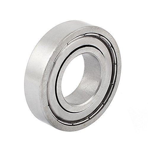 Rod Needle Bearing - DealMux Metal 62mm x 30mm x 16mm Rod Cam Needle Roller Groove Ball Bearing