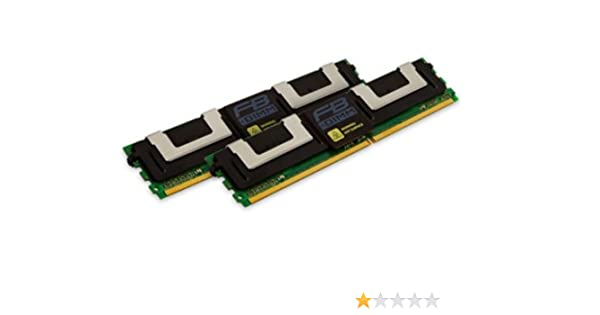 PC2-5300F DDR2 2RX4 Server RAM Memory KTH-XW667//16G Kingston 16GB 2x 8GB