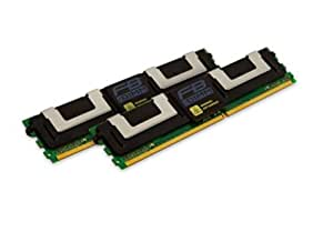 Kingston 2 GB Kit (2 x 1 GB) 667MHz DDR2 Server Memory KTD-WS667/2G