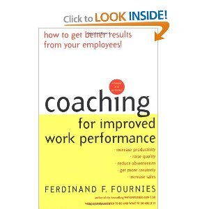 Coaching for Improved Work Performance, Revised Edition 3th (third) edition Text Only