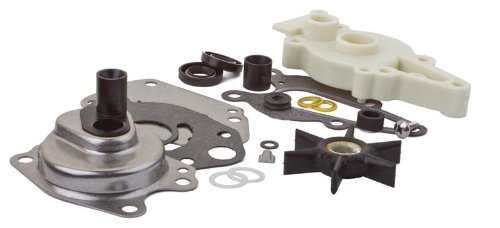 SEI MARINE PRODUCTS-Compatible with Mercury Mariner Force Water Pump Kit 46-42089A5 6 7.5 8 10 15 HP 2Stroke 4Stroke