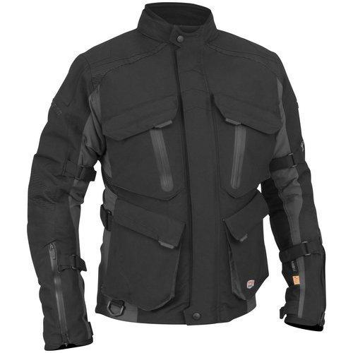 Stilvolle Motorradjacke textilien Motorrad Jacke Cordura Motorcycle Jacket