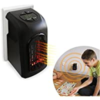 Suiez Portable Ceramic Space Heater Electric Heater With Quick Concentrated Heat