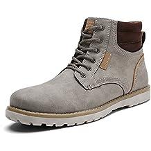 Quicksilk Men's Waterproof Snow Boots Hiking Boot