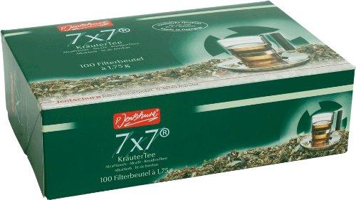 7x7 Kräutertee Bio von P. Jentschura Tee, 50 Beutel