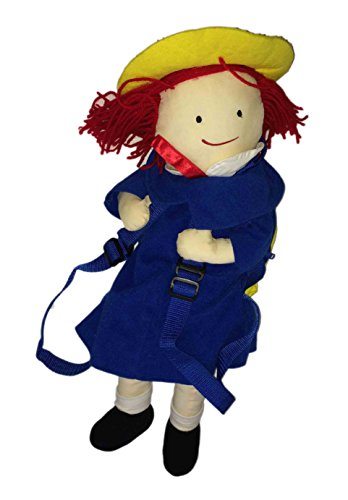 Madeline Plush Backpack