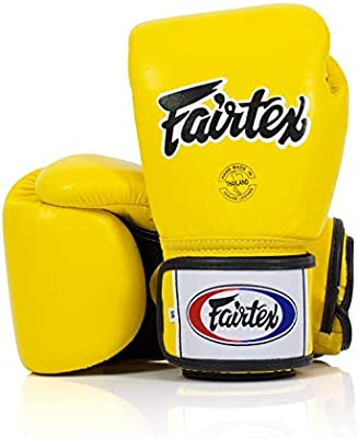 Fairtex Compact Lightweight Womens Gloves Genuine Leather