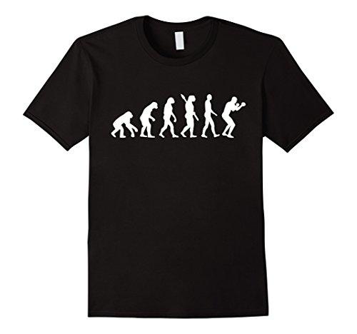 Mens Evolution boxing T-Shirt 3XL Black (Boxing Tee Shirts)