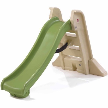 Folding Slide Toddler Slides And Climbers Outdoor Kitchen...