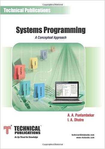 free  compiler design by aa puntambekar pdf
