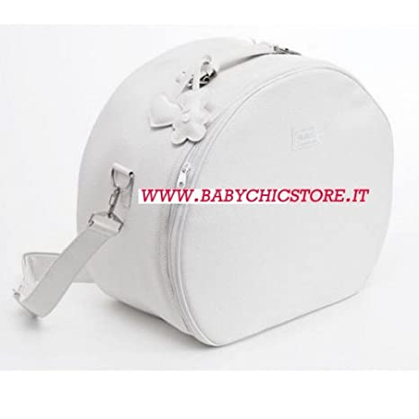 borsa mamma in ecopelle bianca nanan: Amazon.it: Prima infanzia
