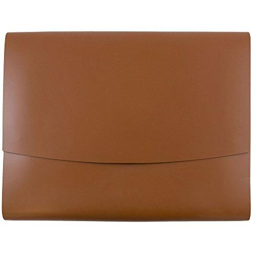 - JAM Paper Italian Leather Portfolios with Snap Closure - 10 1/2