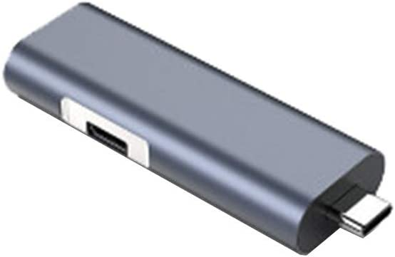 Aleola Type-c Multi-Card Reader Mini Portable Aluminum USB Card Reader SD TF