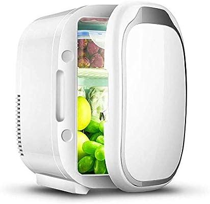 SLKXN Nevera portátil, Coche de refrigerador Mini refrigerador del ...