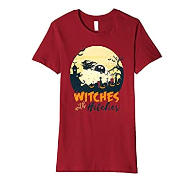 Womens Witches with Hitches