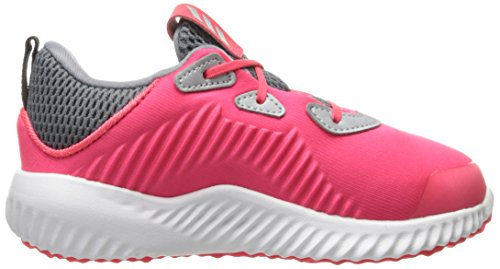 adidas Kids' Alphabounce Sneaker, Shock Red/White/Tech Grey Fabric, 6 M US Infant by adidas (Image #7)