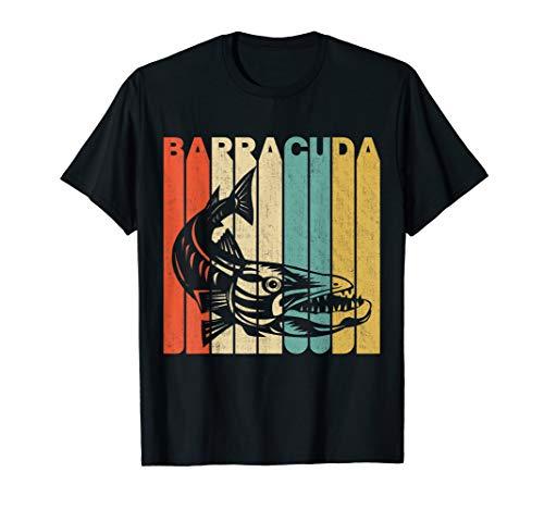 Vintage Retro Barracuda Silhouette ()