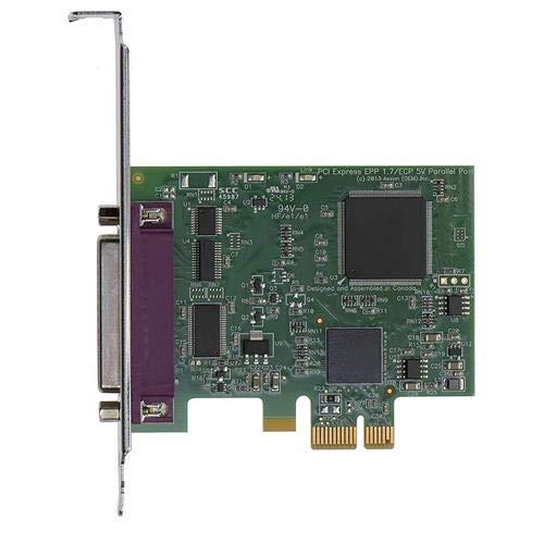 Axxon LF652KB PCI Express (PCIe) IEEE1284 Parallel Port Host Adapter