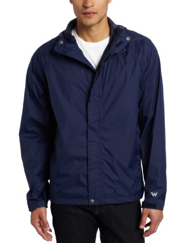 White Sierra Men's Trabagon Jacket (Sage, Large)