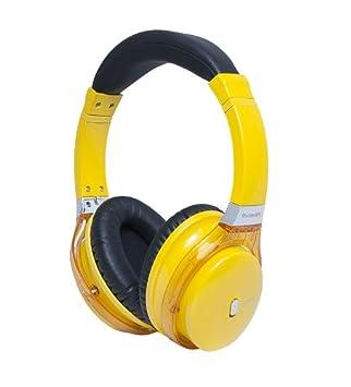 Miikey Rhythm NFC Auriculares - Amarillo