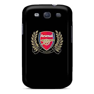 VintageFashion Case For Galaxy S3 With Nice Arsenal Appearance