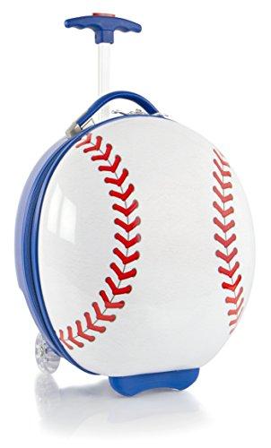 Heys Wheeled Luggage - Heys America Unisex Sport Kids Luggage Baseball One Size