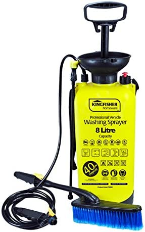 Kingfisher 8L High-Pressure Sprayer - Gentle Master