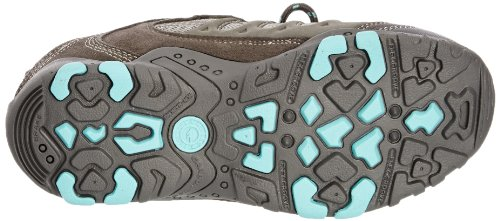 Hitachi Windermere Low Wp W - Botas Mujer Grey/Aqua