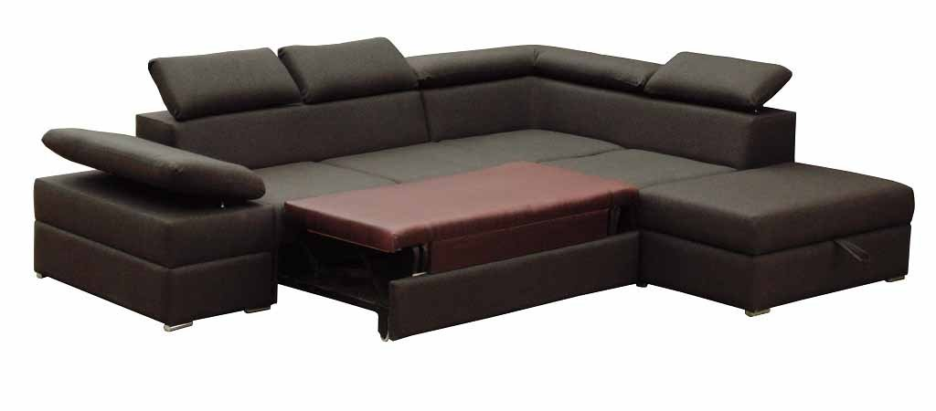 holli ecksofa mit bettfunktion schlaffunktion und bettkasten sofa couch. Black Bedroom Furniture Sets. Home Design Ideas