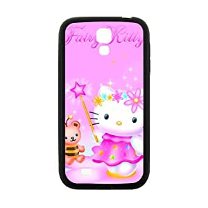 Lovely pink Kitty Cell Phone Case for Samsung Galaxy S4