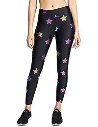 Women's Rose Gold Star Foil Legging