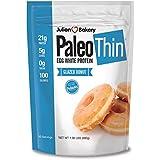 Julian Bakery Paleo Protein Powder, Glazed Donut Keto/Low Carb, 2 Pound